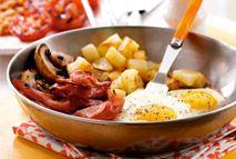 Full English breakfast – Recipes – Slimming World