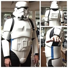 Building an ATA stormtrooper costume