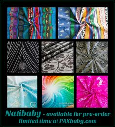 NATIBABY pre-orders - available for a limited time!