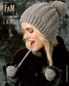 Découvrez le nouveau #catalogue #tricot LANG YARNS Bonnets FAM 229 https://www.rosemouton.com/lang-yarns-bonnets-fam-229-1882.html spécialement dédié à la confection de #bonnets.  Pas moins de 18 modèles de bonnets à tricoter avec les laines Lang Yarns : classico, malou light, cashmere premium, softhair, virginia, virginia flamé, royal alpaca, cashmere lace, merino 120, kim, ella, silkmerino. #bonnet #hat #langyarns #rosemouton #laine #tricot #knit #wool