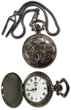 Black Butler Pocket Watch - Sebastians Replica