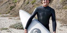 Big-Wave Surfer Greg Long