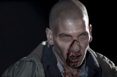 "Zombie Shane! in AMC's ""The Walking Dead"". He never looked better!"