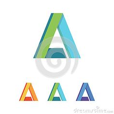 Letter A + L Logo  Features : AI 10 formats! 100% Editable & Re-sizable vectors! Unlimited Color Variations editing in AI