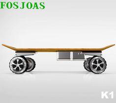 Fosjoas K1 powered skateboard