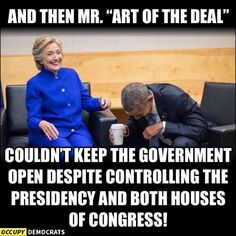 Re-Opened the Government after Three Day Shutdown Jan. 2018.  3 weeks later. . .2/8/2018 Another Shutdown for 4 hours when measure expired!  Commemorate 1-year anniversary President Trump