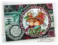 *NEW Friendship is the Greatest Gift [SZWS157] - $8.00 : Whimsy Stamps
