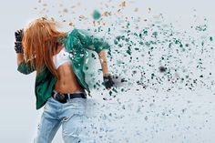 Elementum - Dispersion Photoshop Action by profactions on Envato Elements