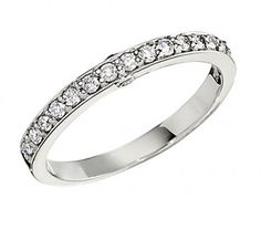 Wedding Ring...i want this for an anniversary gift to add to my wedding bands!