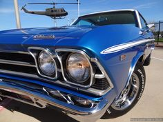 1969 Chevelle SS 396