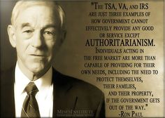 Ron Paul #liberty #freemarket