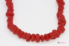 Mediterranean Red Coral Necklace cupolini 5mm in Gold 18K Collana Corallo rosso del Mediterraneo cupolini 5mm in Oro 18K #jewelery #luxury #trend #fashion #style #italianstyle #lifestyle #gold #silver #store #collection #shop #shopping #showroom #mode #chic #love #loveit #lovely #style #beautiful #pretty #madeinitaly #bestoftheday #necklace #necklaceforsale