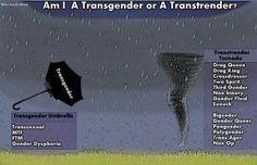 Transgender Transumbrella Transtrender Tornado by whensmerfsattack