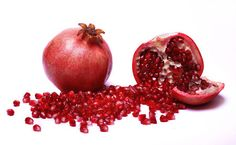 Pomegranate: rich in #vitamins and #minerals, strengthen your immune system