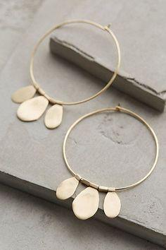 nice lovely hoop earrings rstyle.me/......