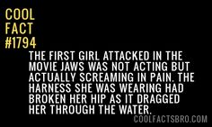 Cool Fact #1794  that's why it sounded so scarey!
