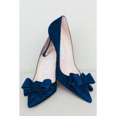 """""""#SomethingBlue #suede #weddingshoes! #shoes #heels 
