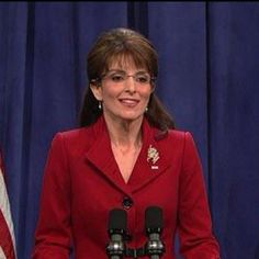 Tina fey as Sarah Palin, Check out Brigette's review of Emma Forrest's Your Voice In My Head here: http://chaptersandscenes.wordpress.com/2014/08/08/brigette-reviews-your-voice-in-my-head/