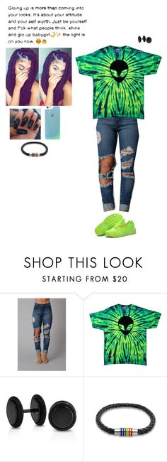 """Glo Up✨"" by beautifullymade1 ❤ liked on Polyvore featuring NIKE and Bling Jewelry"