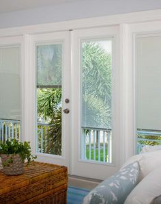 Light-Touch® Enclosed Blinds