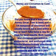 Natural cold meds