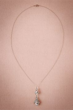 Moderne Pendant Necklace in Shoes & Accessories Jewelry Necklaces at BHLDN 150usd
