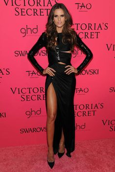 Click here to see all the looks from the Victoria's Secret Fashion Show after party.