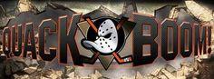 Ducks Hockey, Ice Hockey, Anaheim Ducks, Sports Art, Nhl, Hockey Puck, Hockey