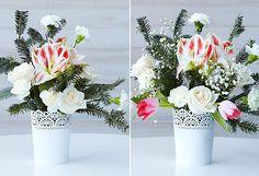 Ikea Christmas Floral Arrangements