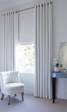 54 best curtains vs blinds images shades windows bed room rh pinterest com