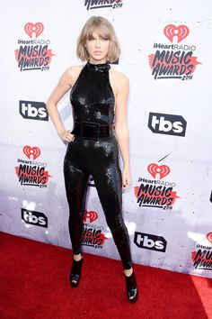 Taylor Swift aux iHeartRadio Music Awards 2016