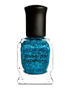 If there's ever a polish to get you pumped, it's this intense aqua. One coat gets you shimmering; two coats put you in a full-on sparkle. 5 Fl. Oz. 15 mL