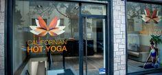 CALIFORNIAN HOT YOGA | Hot Yoga System