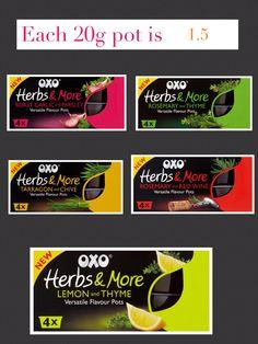 Oxo Herbs & More