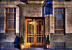 Ok! I know not a shop front but had to add The Clarence Hotel – Dublin, which is owned by Bono of U2