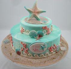 sweetiesdelights - PICTURES - Baby Shower Cakes