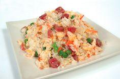 Riz Cantonnais Vietnamien     Recipe: http://www.youscribe.com/Product/Index/1294721