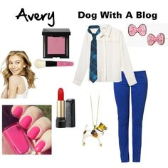 """Dog With a Blog"" by hannahbee816 on Polyvore"
