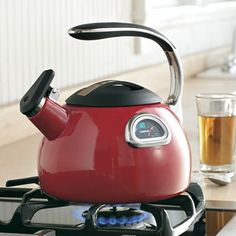 Cuisinart® Perfect Temp Whistler Tea Kettle - jcpenney