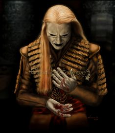 Prince Nuada by legadema666 on deviantART