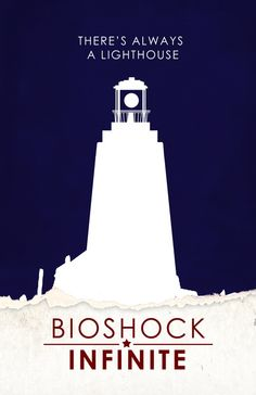 One of my fav games of all times Bioshock Infinite  #minimal #poster