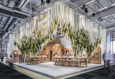 Thank you for visiting our stand at this year's Stockholm Furniture Fair. Hope you enjoyed it!