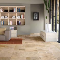Tiling a floor ? The Amroath range of large floor tiles give a contemporary feel to any room. It is an attractive yet hardwearing range perfect as large bathroom tiles, kitchen flooring tiles or even as commercial floor tiles.