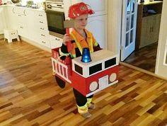 Billedresultat for brandbil udklædning