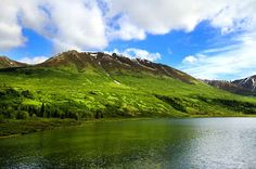 Like... planet Earth. | 20 Photos That Prove Alaska Is Pure Bliss In The Summertime
