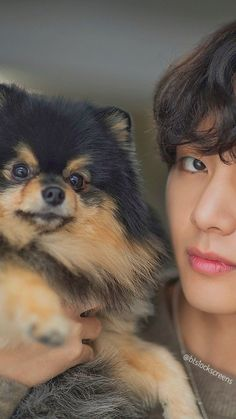"""""""Dispatch BTS V/ Kim Taehyung/ Tae birthday boyfriend material lockscreen/ wallpaper with Yeontan/ TANNIE. Bts Taehyung, Jungkook Funny, Foto Bts, Really Funny Pictures, Bts Pictures, K Pop, Seokjin, Hoseok, 5sos Funny Pics"""