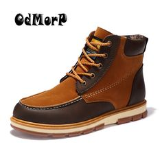 ODMORP New Men Boots PU Leather Autumn Casual Shoes Outdoor Boots Size 39- 46 Fashion Ankle Boots For Men Footwear #Men's footwear http://www.ku-ki-shop.com/shop/mens-footwear/odmorp-new-men-boots-pu-leather-autumn-casual-shoes-outdoor-boots-size-39-46-fashion-ankle-boots-for-men-footwear/