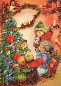 *Christmas, Lisi Martin*