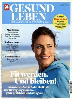 Fit werden. Und bleiben! Gefunden in: Stern Gesund leben, Nr. 3/2015