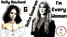 Kelly Rowland & Delta Goodrem - I'm Every Woman UNCUT - The Voice Australia 2018 - YouTube Australia 2018, Vocal Range, Kelly Rowland, Made Video, America's Got Talent, Every Woman, The Magicians, The Voice